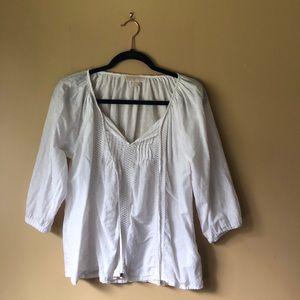 White blouse MICHAEL KORS